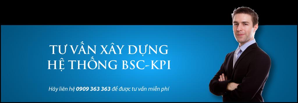 XÂY DỰNG HỆ THỐNG BSC-KPI