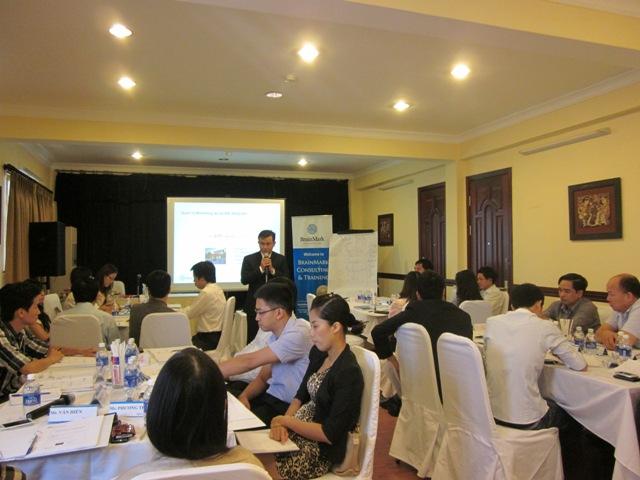 Đào tạo Giải pháp Marketing BĐS tại Hà Nội