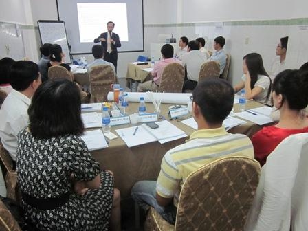 Đào tạo Phương pháp Quản lí Bán hàng BĐS hiệu quả
