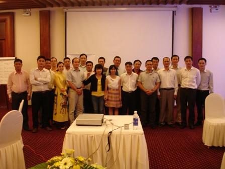 Đào tạo Kỹ năng quản lý bán hàng cho Nippon VietNam