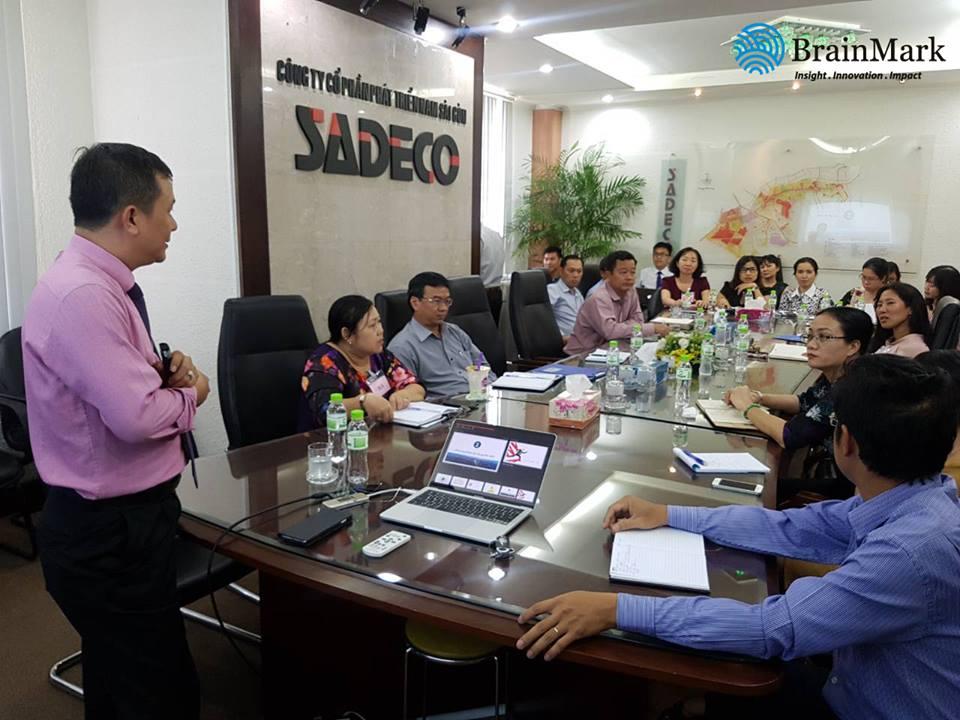 Tư vấn Xây dựng Hệ thống BSC – KPI tại Công ty CP Phát triển Nam Sài Gòn Sadeco