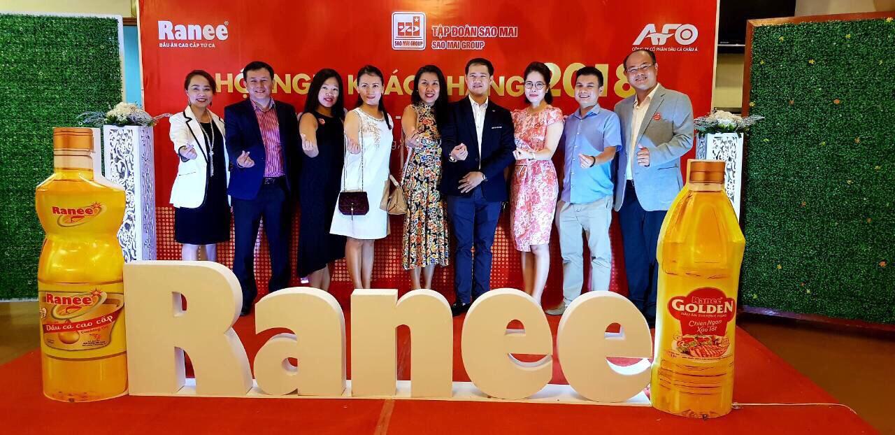 Tư vấn Xây dựng thương hiệu và kế hoạch Sales & Marketing Dầu cá Ranee