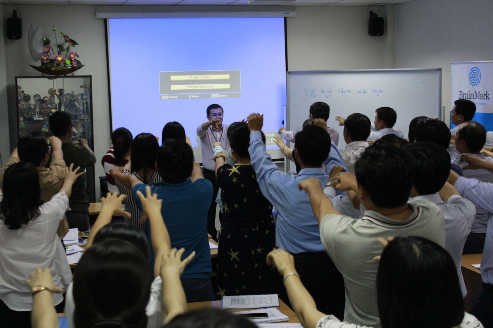 Đào tạo Kỹ năng lập kế hoạch dành cho cấp quản lý cho Saigon Food