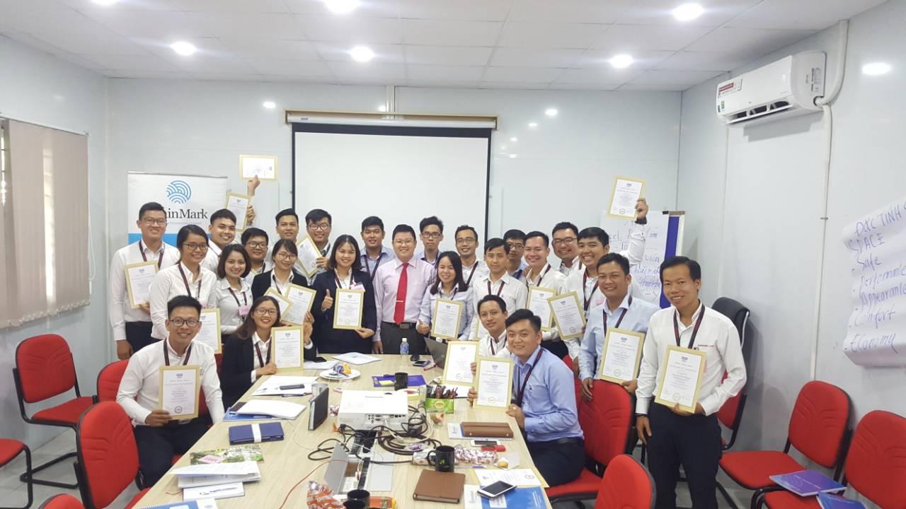 Đào tạo Kỹ năng Chăm sóc khách hàng trong Bất động sản tại Công ty CP Gamuda Land
