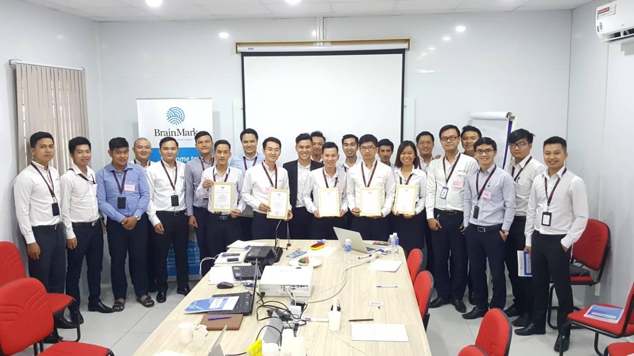 Đào tạo Ứng dụng Digital Marketing trong Bất động sản tại Công ty CP Gamuda Land