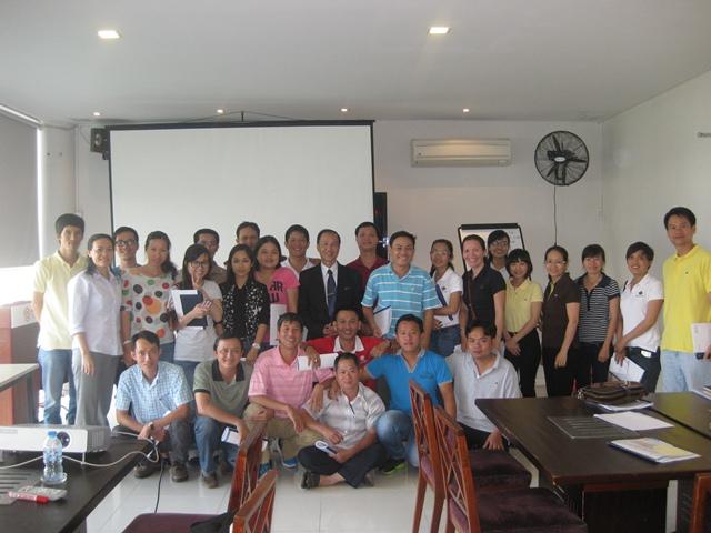 Đào tạo Nâng cao Kỹ năng lãnh đạo theo tình huống tại Công ty BĐS Phát Đạt