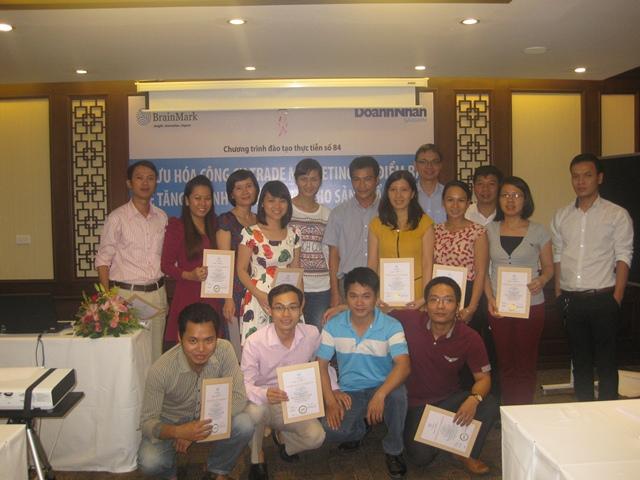Đào tạo dành cho Cộng đồng Dược phẩm tại Hà Nội