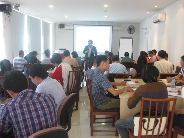 Đào tạo Nâng Cao Kỹ Năng Phỏng Vấn Tuyển Dụng tại Công ty BĐS Phát Đạt