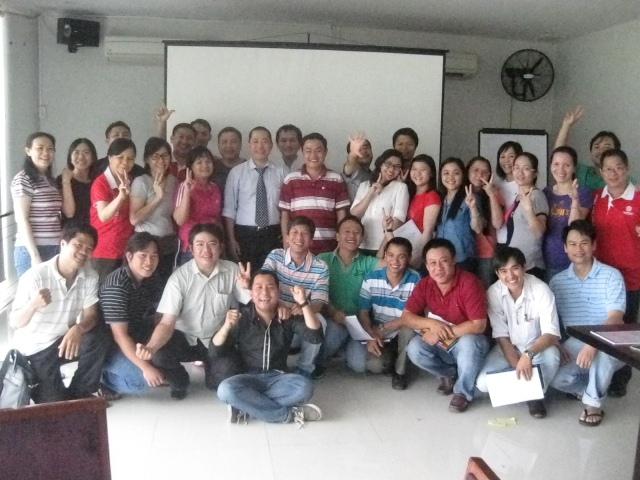 Đào tạo Nâng cao Kỹ năng hoạch định công việc tại Công ty BĐS Phát Đạt