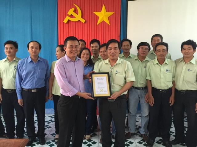 Đào tạo Quản lý kinh doanh chuyên nghiệp tại Công ty Thành Phát & Bia Dung Quất