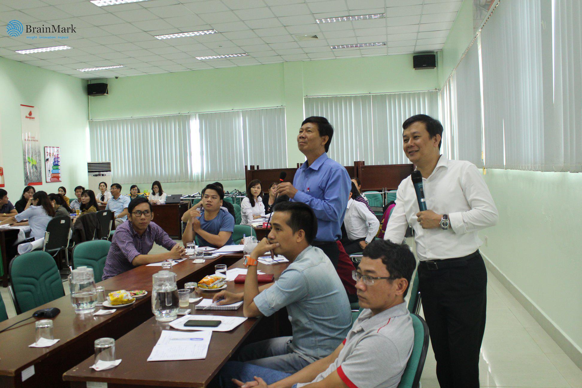 Đào tạo Quy trình phát triển và tung sản phẩm mới tại Tập đoàn Đồng Tâm