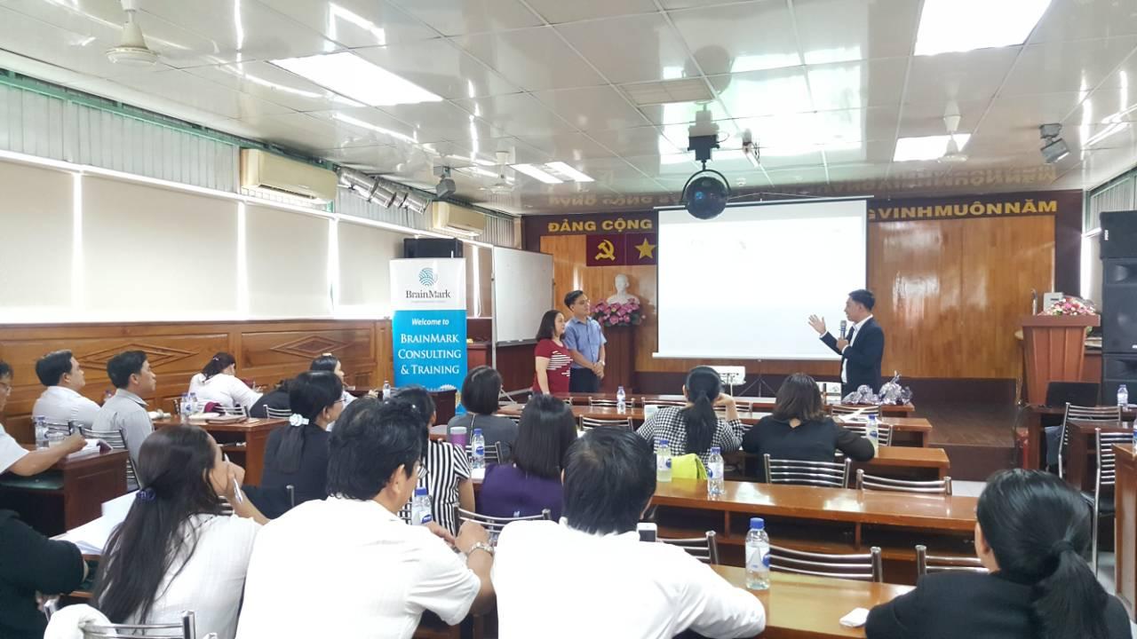Đào tạo Giải pháp truyền thông mới trong thời đại 4.0 tại Saigon Co.op