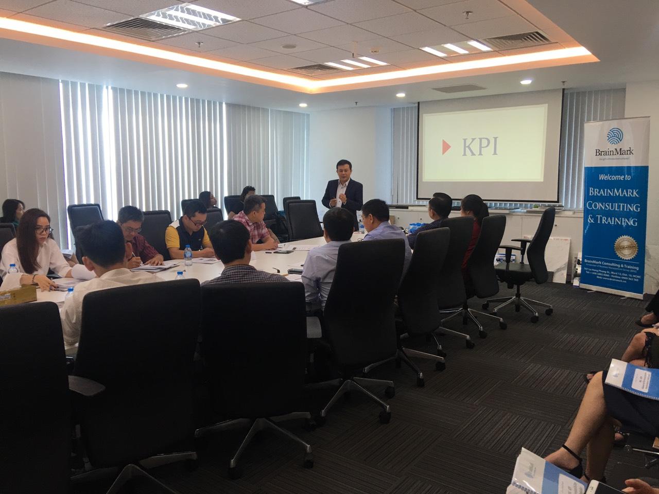 Tư vấn xây dựng BSC – KPI tại BĐS Bản Việt