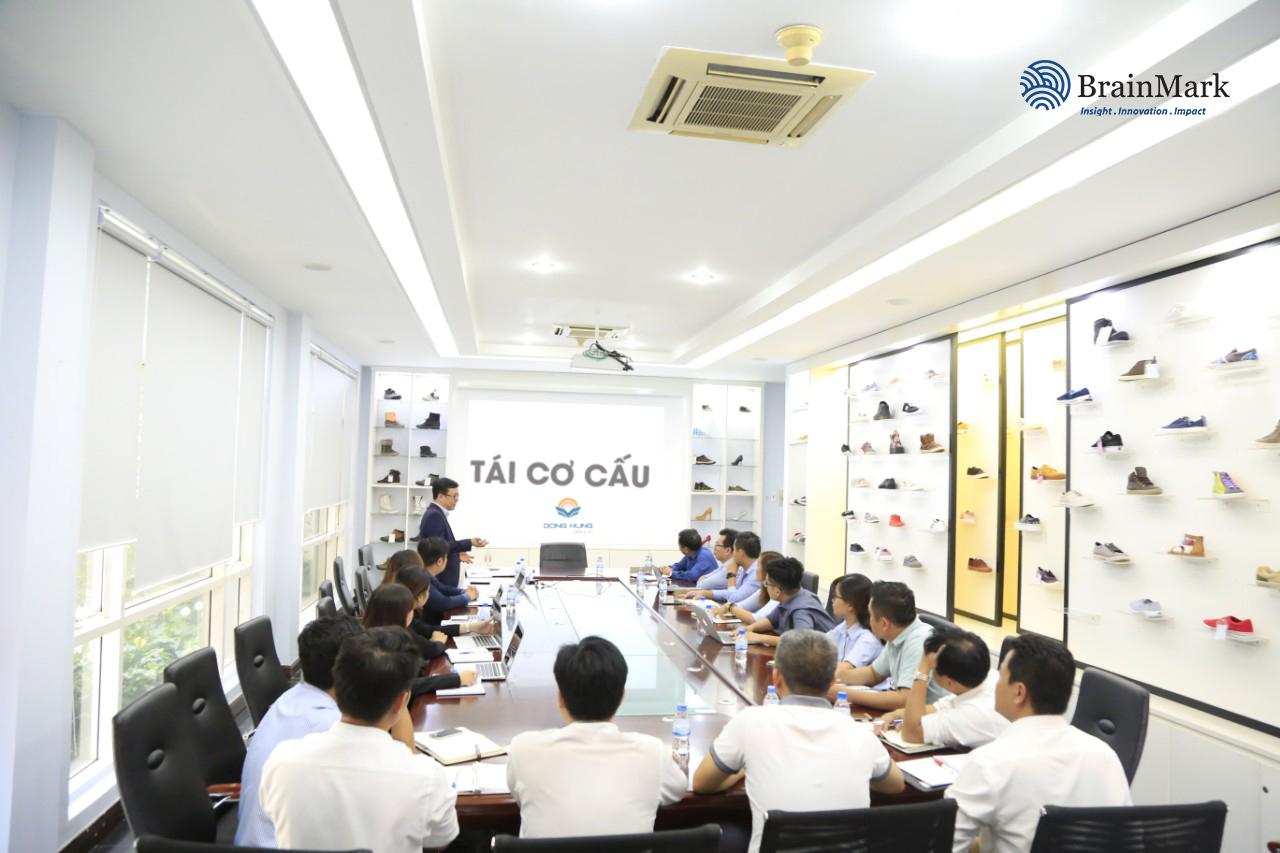 Tư vấn Tái cấu trúc tại Đông Hưng Group